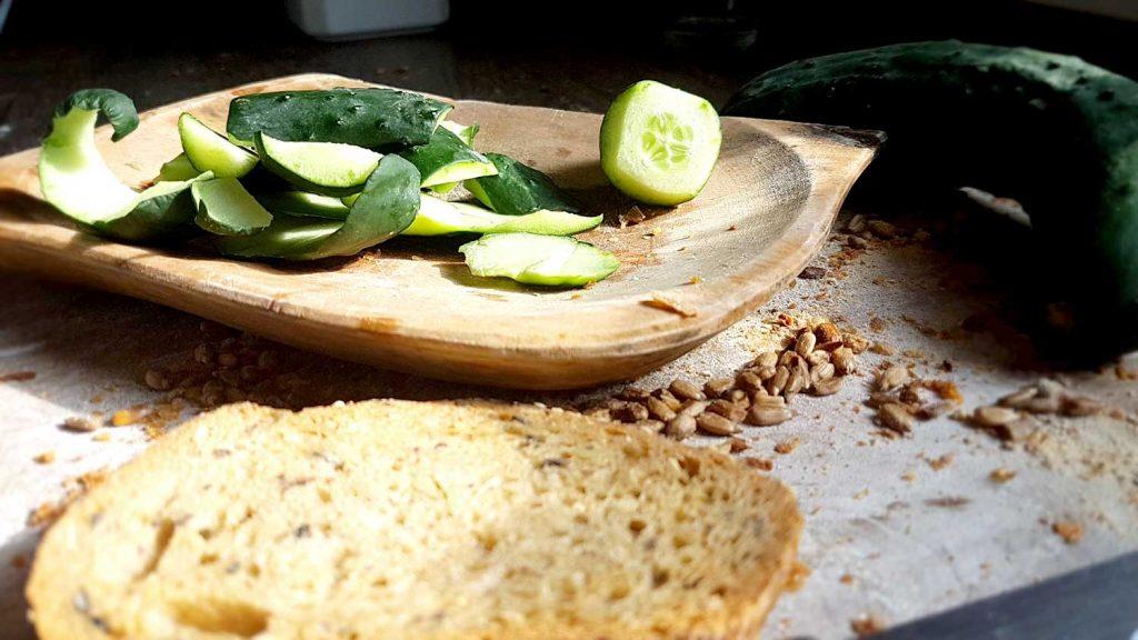 hulladékmentes konyhában a zöldséghulladék is fontos alapanyag lehet