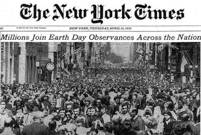 Föld Napja 1970