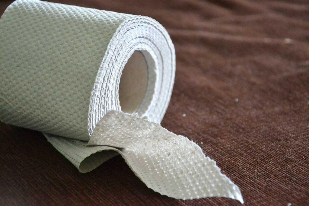 WC papír (forrás: Pixabay)