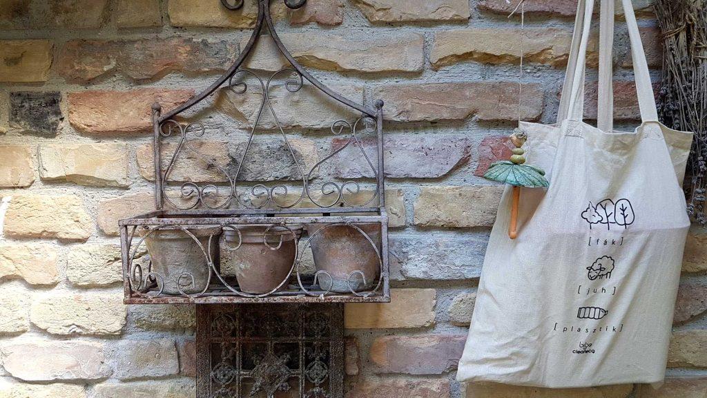 textil téska bevásárláshoz #fákjuhplasztik